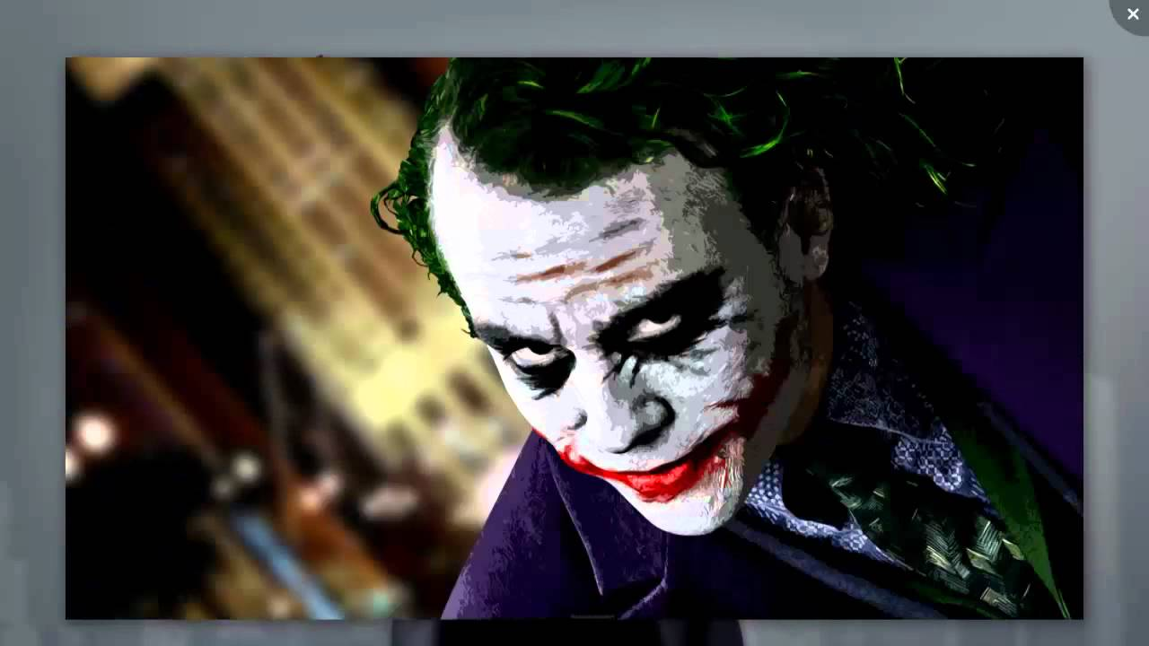 Pack Wallpapers The Joker Hd Youtube