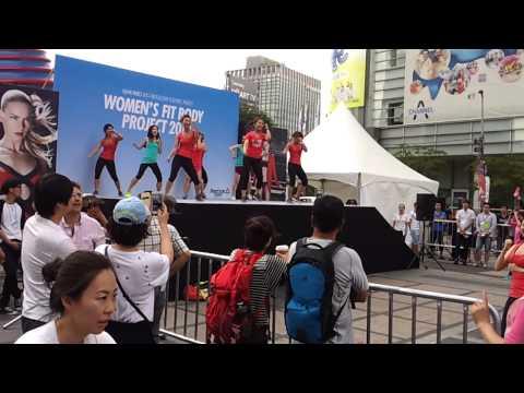 Womens Body Fit Seoul