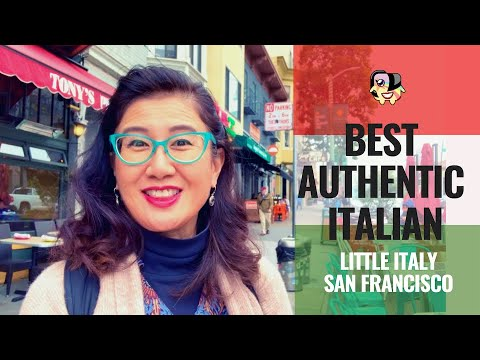 Top Eats In Little Italy North Beach