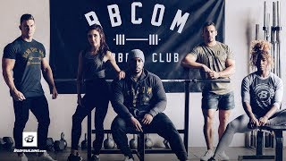 Bodybuilding.com Barbell Club Collection | Limited-Edition