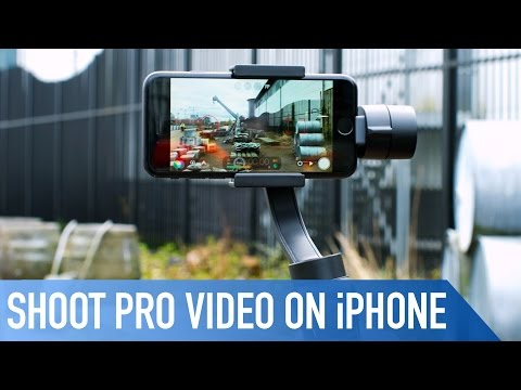 Shoot iPhone videos like a Pro!