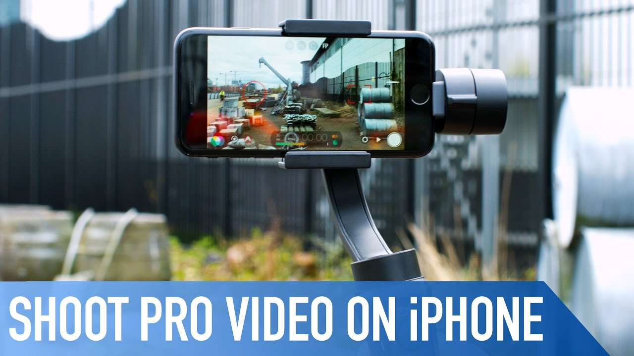 iPhone video tips: How to shoot iPhone video like a pro