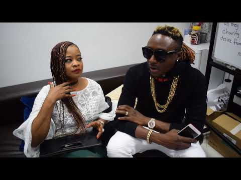 My EXCLUSIVE chat with #TerryG in KIZA, Dubai on #IndependenceDay