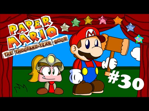 Paper Mario TTYD   Part 30: Nudity and Explosions