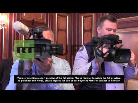 Ukraine: Turchynov meets OSCE PA president