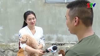 Thanh niên 9X khởi nghiệp thành công từ nghề nuôi chó cảnh