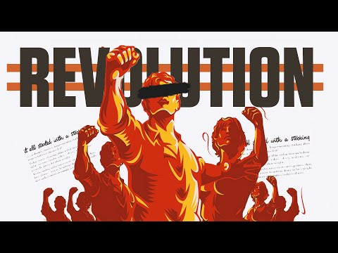 The Delicate Art of Sparking a Revolution