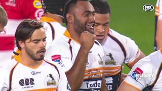 2018 Super Rugby Round 14: Lions vs Brumbies