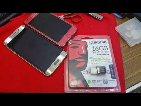 Kingston Data Traveler microDuo USB On-The-Go