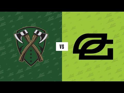 Full Match   Chicago Huntsmen Vs OpTic Gaming   Launch Weekend Day 3