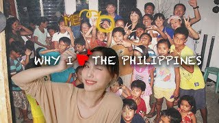 Why I love the Philippines | Why I live in the Philippines