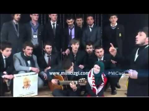 Seni Seviyoruz SAVUNAN ADAM ( Prof.Dr. Necmeddin ERBAKAN ) Ardeşen Anadolu Gençlik