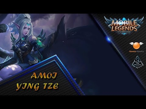 Mobile Legends Play With Amoi Ying Tze 🔘 LIVE | Malaysia