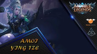 Mobile Legends Play With Amoi Ying Tze 🔘 LIVE   Malaysia