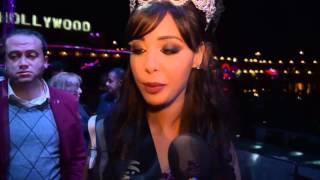 بالفيديو : نسرين نوبير ملكة جمال العرب لعام 2016
