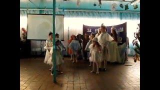 Танец снежинок. Измаил,школа №5