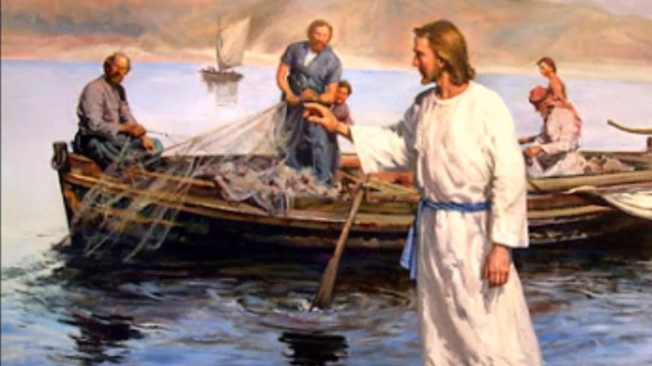 Juan 21, 1-14 - Viernes de la Octava de Pascua - Padre Rodrigo Aguilar -  YouTube