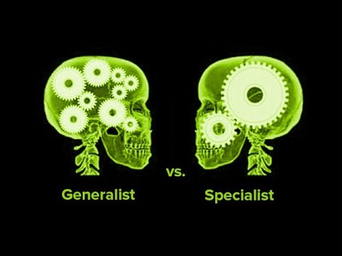 specialist or generalist An agile team is mostly a cross functional team comprising of generalists and specialists jurgen appelo, challenges this concept and suggests that having just specialists on an agile team adds.