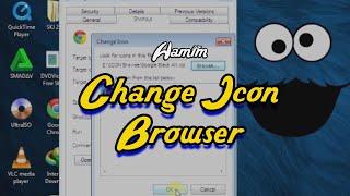 Cara Mengganti Icon Browser Google Chrome & Mozilla Firefox - Tutorial
