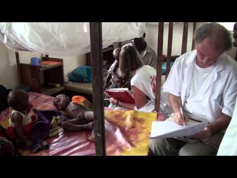 Portrait du Docteur Pierre-Nicolas Poget, médecin au Congo [Médecins Sans Frontières]