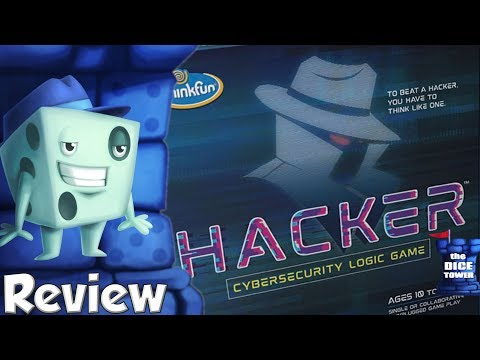 Hacker Review - With Tom Vasel