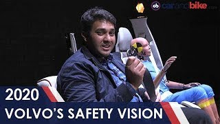 Volvo Safety Vision 2020 | NDTV carandbike