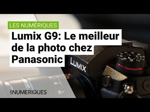 Les Numériques :Panasonic Lumix G9 : le couteau suisse photographique sans compromis