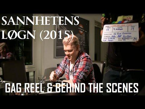 Sannhetens Løgn (2015) - Official Gag Reel & Behind the Scenes