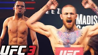EA Sports UFC 3 Reveal Trailer! Reaction/Breakdown - EA Sports UFC 3 Gameplay
