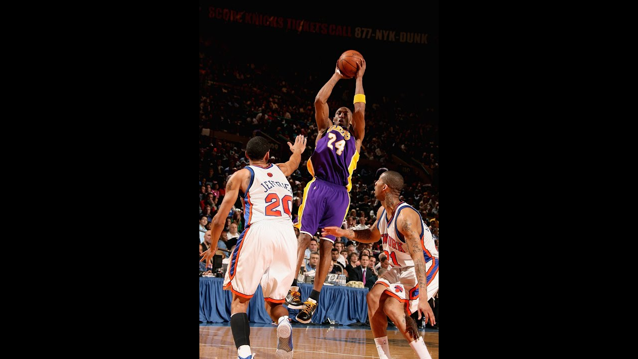 Kobe Bryant's Top 10 Plays of 2008-2009 NBA Season