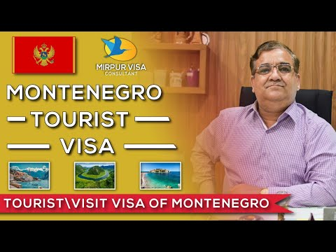 Montenegro Tourist/visit Visa 2020 || Montenegro Visit Requirements || Visit Visa Of Europe