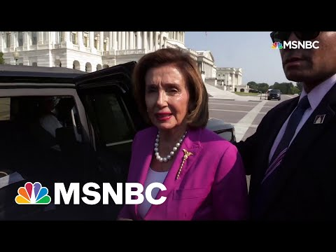Pelosi Calls McCarthy A 'Moron' For His Comments On Mask Rules