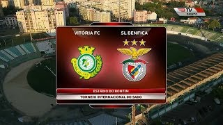 V.Setúbal x Benfica (Particular - 13.07.2018)