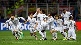 Real Madrid 1-1 Atletico de Madrid   Goles & Penaltis   COPE   La Undecima