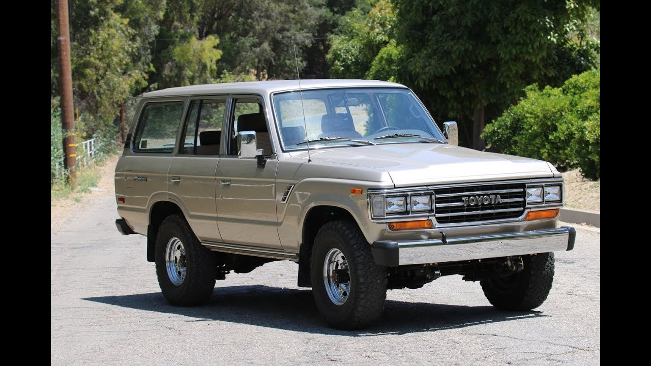 The finest Toyota Land Cruiser FJ62 Restoration Known?