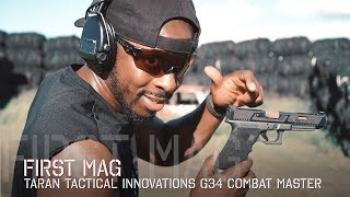 Glock 34 Taran Tactical Innovations Combat Master | First Mag Review