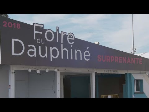 L'interview Foire du Dauphiné, itw Emmanuelle ANDRE