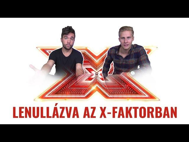 LENULLÁZVA AZ X-FAKTORBAN