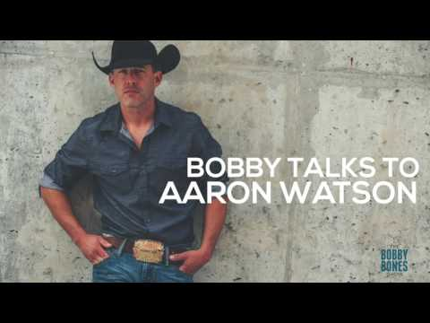 LISTEN: Bobby Bones and Aaron Watson Bury the Hatchet