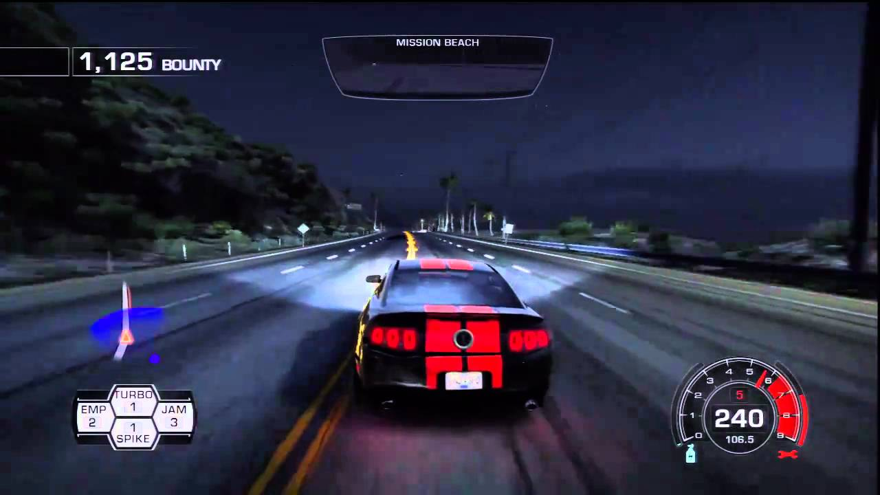 Need For Speed Hot Pursuit Trophy Guide Road Map