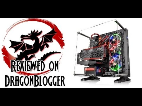 Building a complete PC with Thermaltake Core P3 Chassis