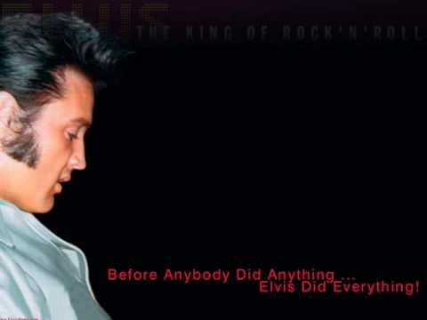 Best of Elvis 1968 - 1977 Part 1