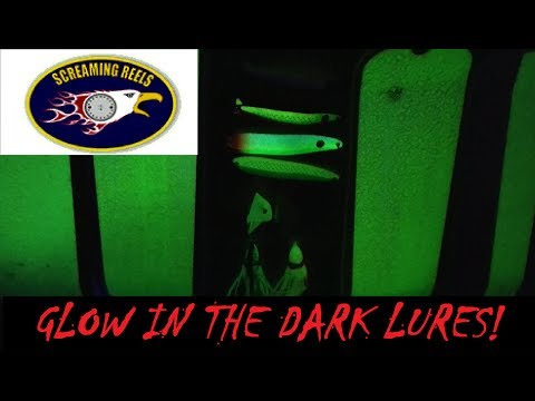 How To SUPER CHARGE Your Glow In The Dark Fishing Lures!