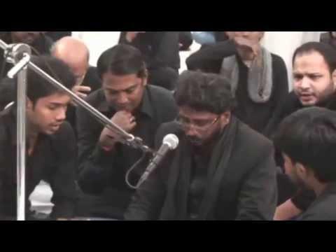 Qaid se aayi hai zaineb (sa) wapisi e ahl-e-haram (as) samsanali marsiya1