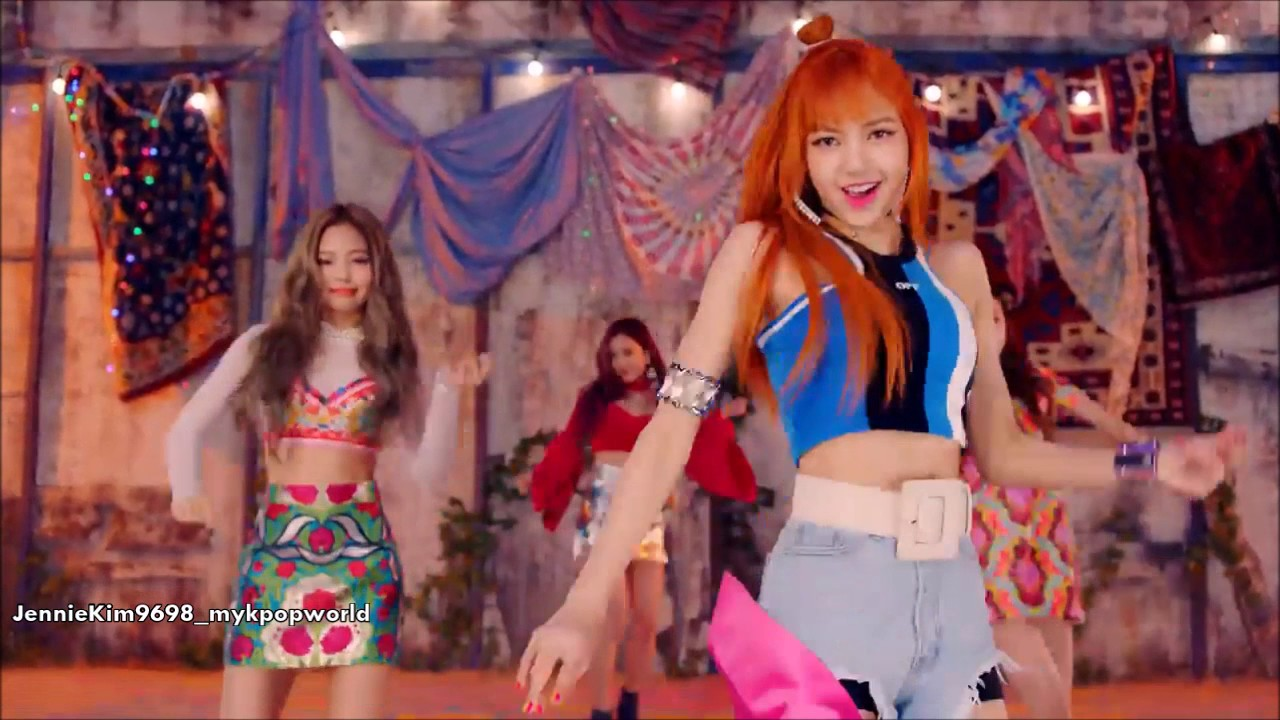 Blackpink Lisa Part In As If Its Your Last Youtube