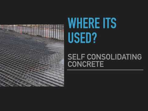 self consolidating concrete