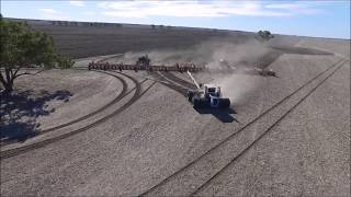 Extended video Zells Planter 2016 - Worlds Largest Air seeder