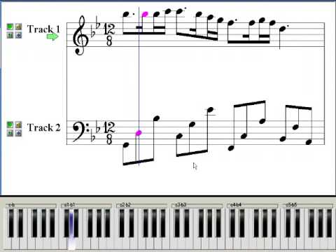 Marriage d' Amour - Short ver (Richard Clayderman) - Music Piano Sheet