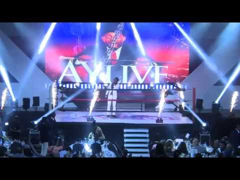 Video (stand-up): AY Comedian Performance at Y Live