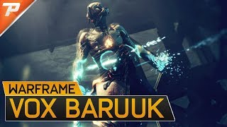 Warframe: Vox Baruuk? Orb Bounties & New Amps all THIS week